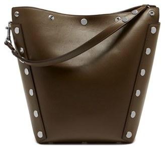 Mulberry 'Camden' Calfskin Shoulder Bag - Green $1,445 thestylecure.com
