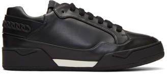 Stella McCartney Black Cord Sneakers