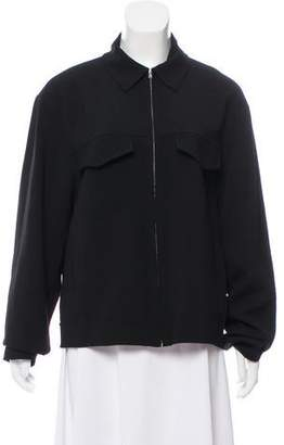 Alexander Wang Wool Zippered Jacket
