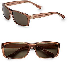 Saint Laurent Rectangular Sunglasses