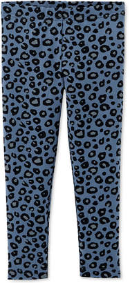 Carter's Toddler Girls Cheetah-Print Leggings