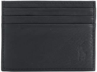 Polo Ralph Lauren logo cardholder