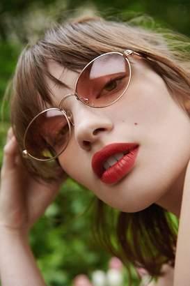 Urban Outfitters Crap Eyewear X The New Riddim Round Sunglasses