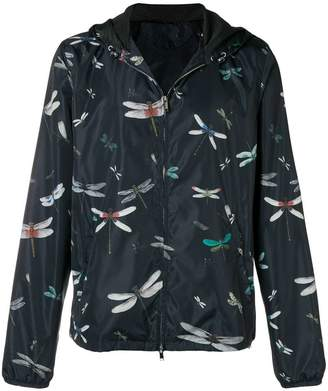 Valentino dragon fly print jacket