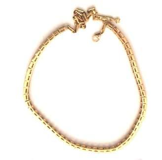 H.Stern Rio Grande 18K Yellow Gold Citrine and Diamond Tennis Necklace
