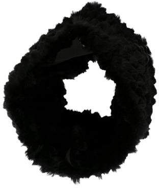Helmut Lang Fur Knit Snood