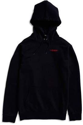 Edwin Hold All Swords Heavy Unbrushed Flepa 350gr. Hoodie Sweat Black
