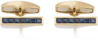Barneys New York Men's Sapphire Cufflinks