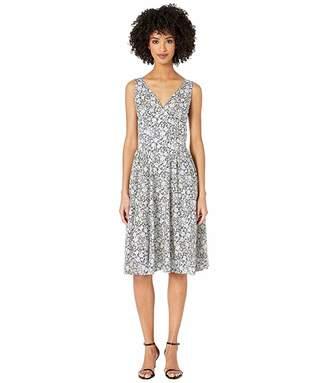Zac Posen Liberty Cotton Dress