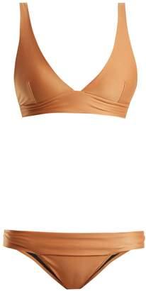 HAIGHT Low-rise triangle bikini