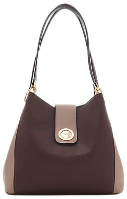 Dune Deannee Colour Block Hobo Shoulder Bag