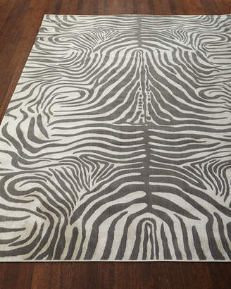 Barclay Butera Dariya Power-Loomed Zebra Rug, 9.3' x 12.9'