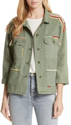 The Great The Sergeant Embroidered Jacket