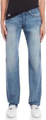 Armani Jeans Regular Fit Straight Leg Jeans