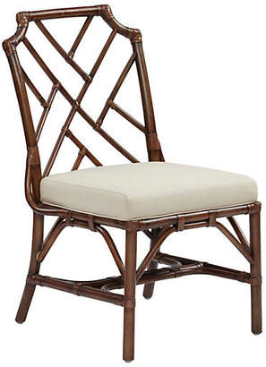 One Kings Lane Francis Side Chair - Cocoa