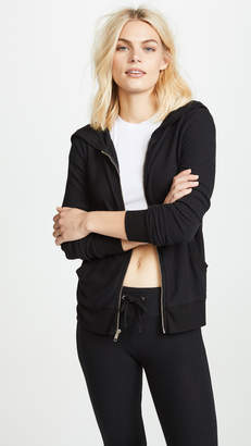 Wildfox Couture Basic Zip Hoodie