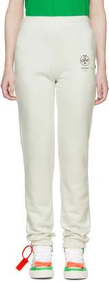 Off-White Diag Stencil Lounge Pants