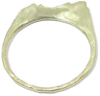 Ralph Lauren Blair Brown Jewelry Mount Shasta Ring