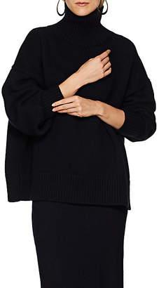 The Row Women's Pheliana Cashmere Turtleneck Sweater - Navy