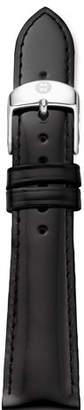 Michele 20mm Patent Strap, Black
