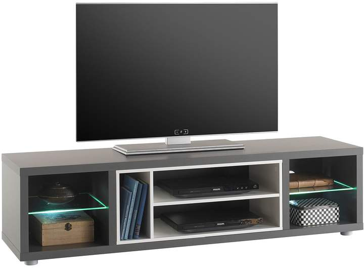 mooved EEK A+, TV-Lowboard Claydon I (inkl. Beleuchtung)