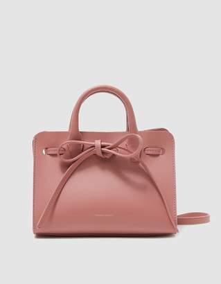 Mansur Gavriel Mini Mini Sun Bag in Blush