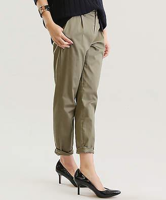 Loungedress (ラウンジドレス) - ラウンジドレス 裾ねじりパンツ