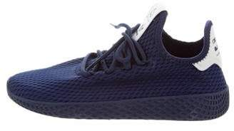 Pharrell Williams x Adidas Tennis HU Low-Top Sneakers