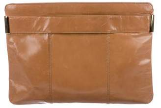 Rodo Leather Clutch