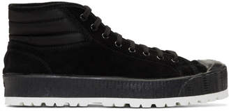 Spalwart Black Special Mid Pad Sneakers