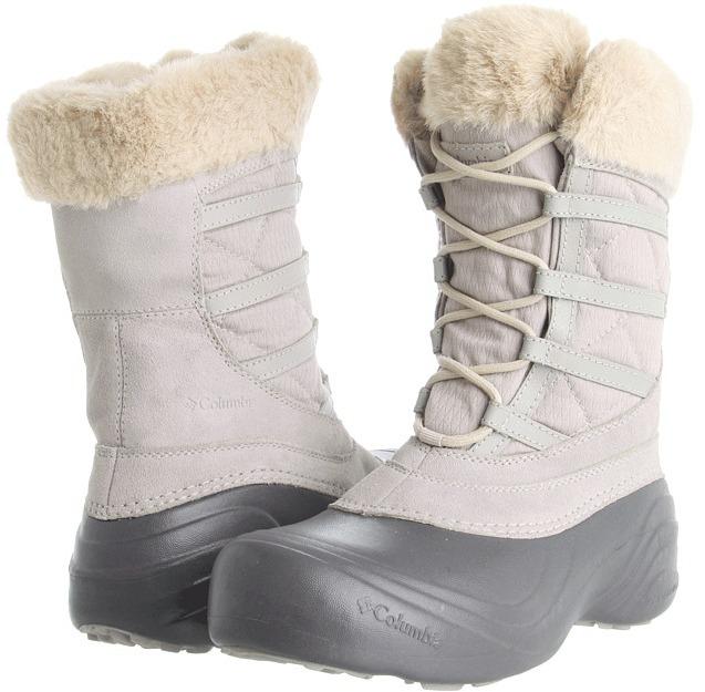 Columbia Sierra Summette Lace WP (Flint Grey) - Footwear
