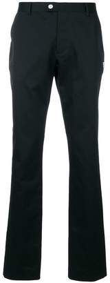Moncler Gamme Bleu straight leg trousers