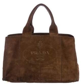 Prada Tote Bags - ShopStyle 063445bfe9bdd