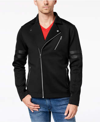 INC International Concepts I.n.c. Men's Anatomy Biker Jacket