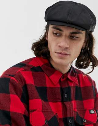 Dickies Jacksonport flat cap in black