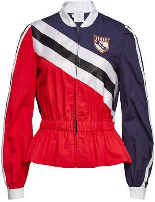 Stella Jean Cotton Zipped Jacket