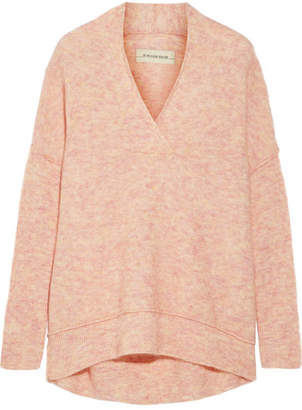 By Malene Birger Zonia Knitted Sweater - Pink