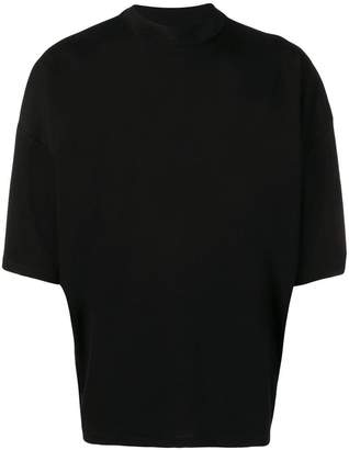 Jil Sander oversized plain T-shirt