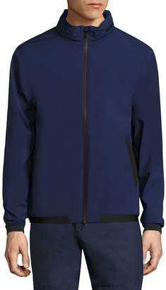North Sails Men's Solid Zip-Front Jacket