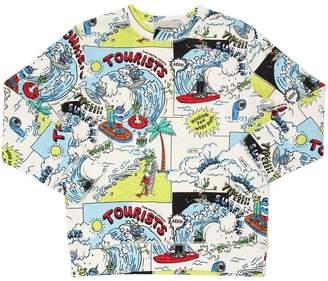 Stella McCartney Tourist Organic Cotton Sweatshirt