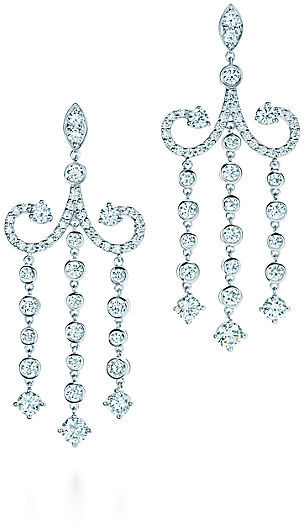 Tiffany & Co. Enchant®:Chandelier Earrings