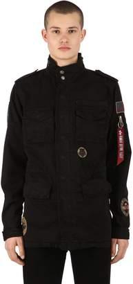 Alpha Industries Huntington Patch Twill Field Jacket
