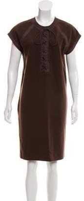 Bottega Veneta Knit Knee-Length Dress