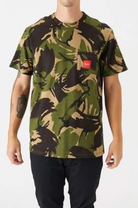 HUF Woven Label Pocket T-Shirt
