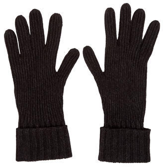 Burberry  Burberry Cashmere Rib Knit Gloves
