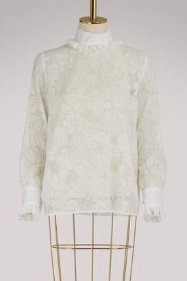Roseanna Leader blouse