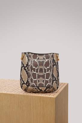 Isabel Marant Nasko leather shoulder bag