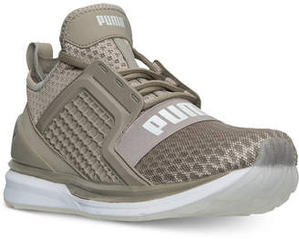 Puma Men's Ignite Limitless Casual Sneakers from Finish Line $110 thestylecure.com