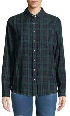 Mercer & Spring Plaid Shirt