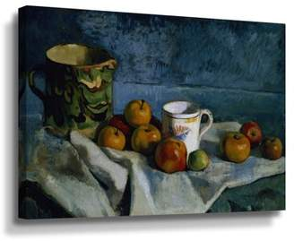 Cezanne Artwall ArtWall Paul Still Life with Apples Wall Art